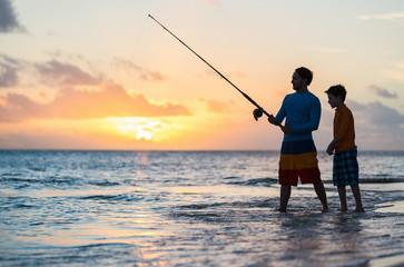 Wędkarstwo rodzinne
