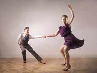 Great dancer dancing together