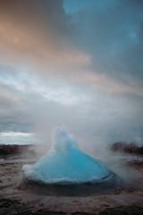 Island | Geysir Strokkur