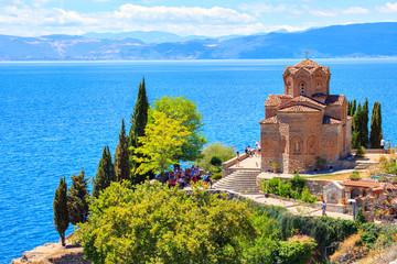 Kościół św. Jana z Kaneo, Kościół św. Jana z Kaneo, Ochryda, Macedonia