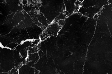 black marble texture pattern with abstract line structure