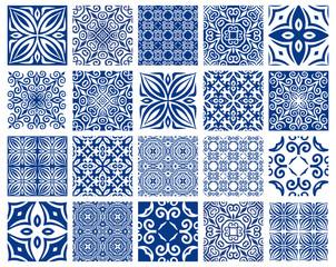 Tiles Patterns Set