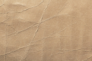 texture of cardboard with bends,crumpled paper