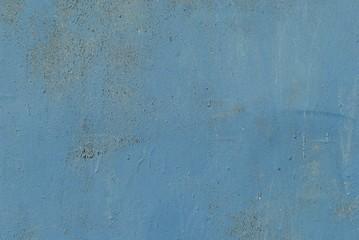 Blacha malowana na niebiesko