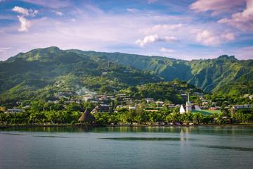 Papeete, Tahiti, Polinezja Francuska