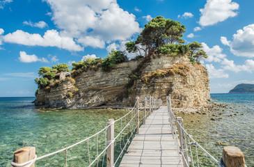 wyspa cameo na Zakynthos