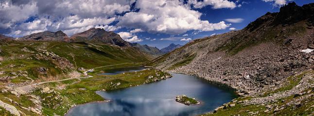 Park Narodowy Gran Paradiso, Włochy.