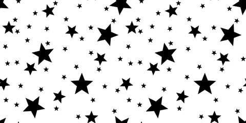 star vector seamless Pattern isolated repeat background wallpaper