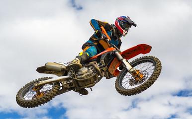 Motocross, deporte de motor