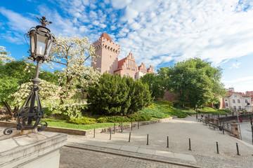 Royal Castle on Przemysl hill