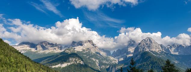 Dolomiti di Brenta - Trentino Alto Adige Italy