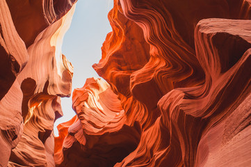 Unbelievable Antelope Canyon in the US