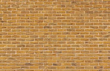 British Yellow Brick Wall