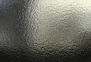 Grey metallic background, linen texture, bright festive background