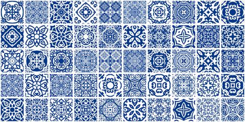 Blue Tiles Bundle