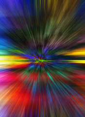 abstract multicolored background, 2d illustration