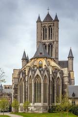 Saint Nicholas Church, Ghent, Belgium