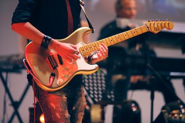 Chitarra elettrica concerto