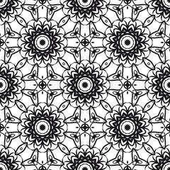 Wzór linii na kolor tła. Bezproblemowa geometryczny wzór. Ilustracji wektorowych. Do projektowania, tapet, mody, drukowania.