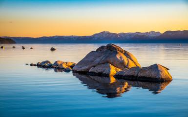 Granite Island Lake Tahoe