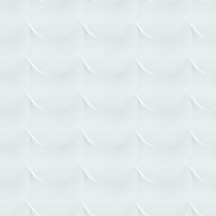 White wavy texture. Seamless light background.