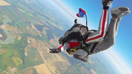 Skoki spadochronowe skoki z samolotu