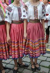 Stroje ludowe - Ukraina