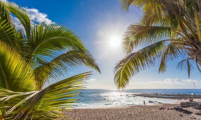 plaża Boucan Canot, Reunion