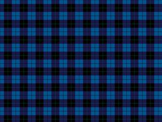 Blue tartan seamless pattern