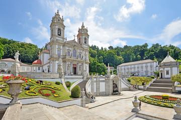 Bom Jesus do Monte - Braga, Portugalia