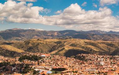 Sucre, Capital Bolivia