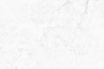 Białe tło marmurowe ściany tekstury do prac projektowych, wzór kamienia z płytek z jasnym i luksusowym.