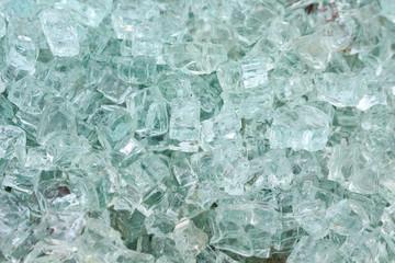 krystaliczne tło szkło streszczenie tekstura