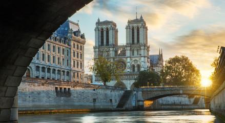 Matka Boża z Paryża i Sekwany w Paryżu, Francja