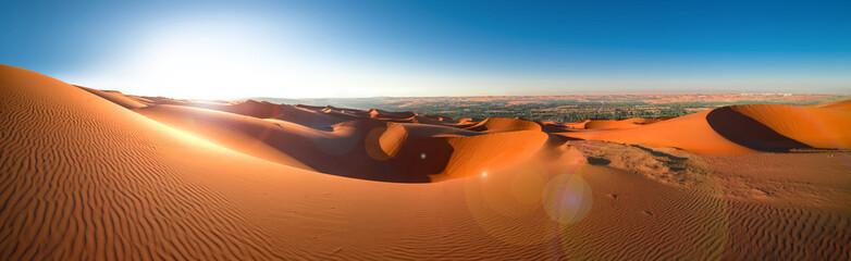 Desert Rub' al Khali, Emirates, Abu Dhabi, Liwa, Jan.2018