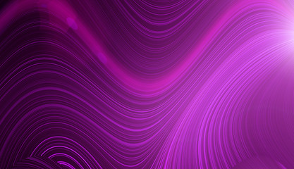 Bright multicolor glow flux effect wave. Dynamic motion energy. Design template illustration.  Modern gradient background for web sites,sticker labels,  banners, web design, flyers