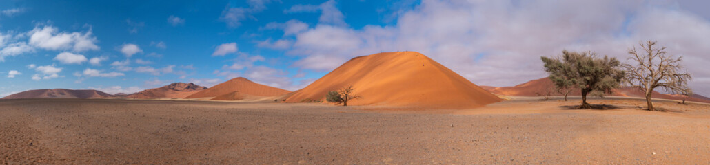 Sossusvlei Namib Desert, in the Namib-Naukluft National Park