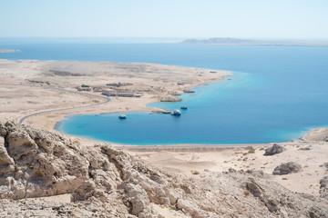 Landscape in Ras Mohammed National Park