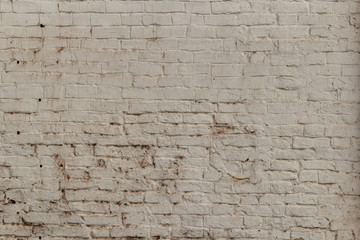 Texture of a old brick wall background