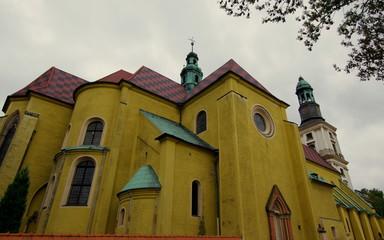 Sanktuarium św. Jadwigi w Trzebnicy, bazylika w zespole klasztornym pod wezwaniem św. Jadwigi i św. Bartłomieja