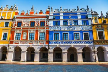 Wielki Rynek, renesansowe miasto w Europie Środkowej, Polska