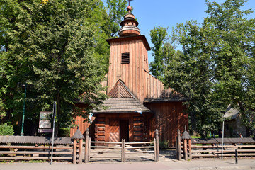 Chapelle de Gasienica na Pęksowym Brzyzku à Zakopane