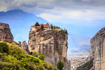 Klasztor Świętej Trójcy i w Meteory, Grecja