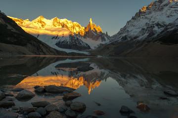 Cerro Torre, Santa Cruz, El Chalten, Patagonia Argentina