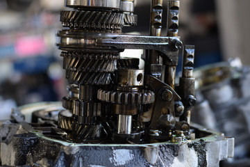 mechanic parts