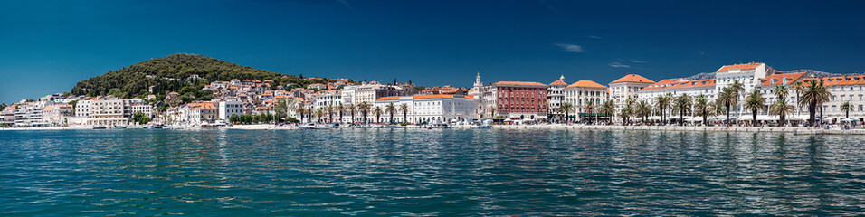 Split in Croatia, Europe