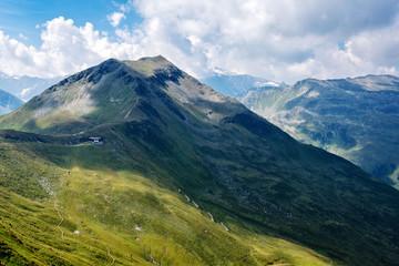 Beautiful landscape of the Austrian Alps, Europe.