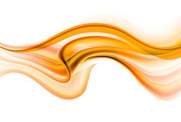 Nowoczesne futurystyczne tło z abstrakcyjnymi falami