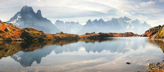 Crystal Lakes Chamonix w Alpach