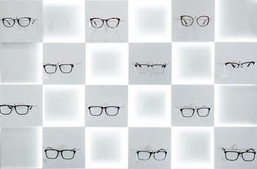 okulary w sklepie